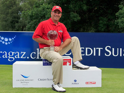 Tim Thelen wins second European Senior Tour event.