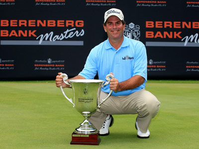 Tim Thelen wins first European Senior Tour event.