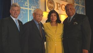 Grants Honorary Membership to Legend Joe Louis Siblings of