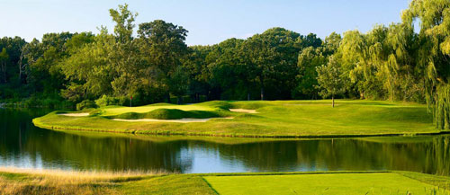 Olympia Fields Country Club in Illinois is no stranger to hosting prestigious events in golf.