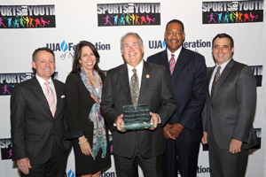 Joe Steranka honored by UJA-Federation of New York