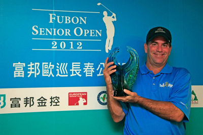 Tim Thelen Captures Fubon Senior Open