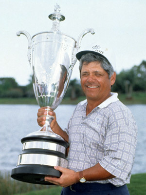 Lee Trevino, 2013 DSA Recipient