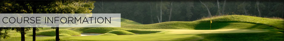 Valhalla Golf Club Course Information